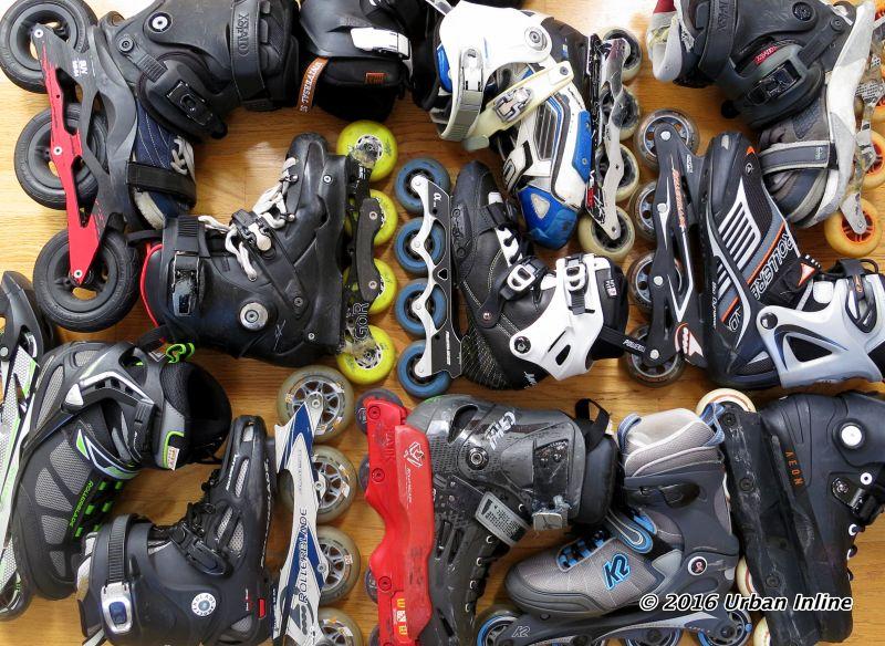Skate Variety